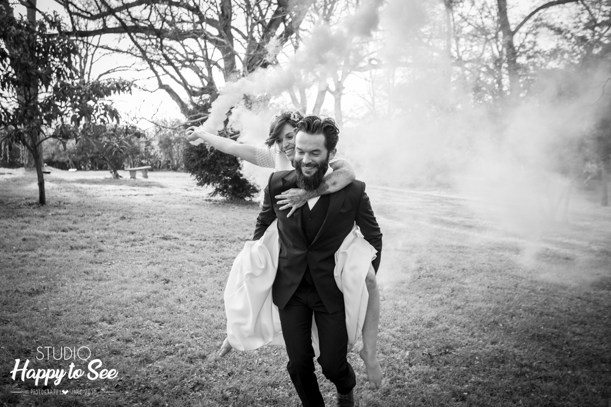 Photographe Mariage funky Toulouse