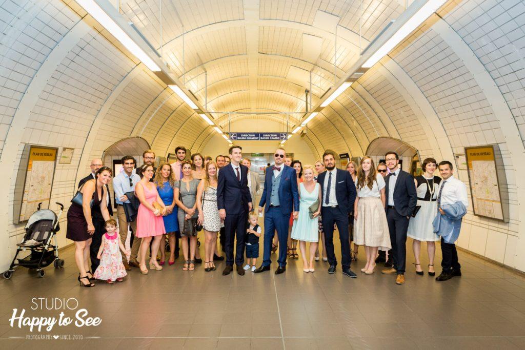 mariage toulouse metro
