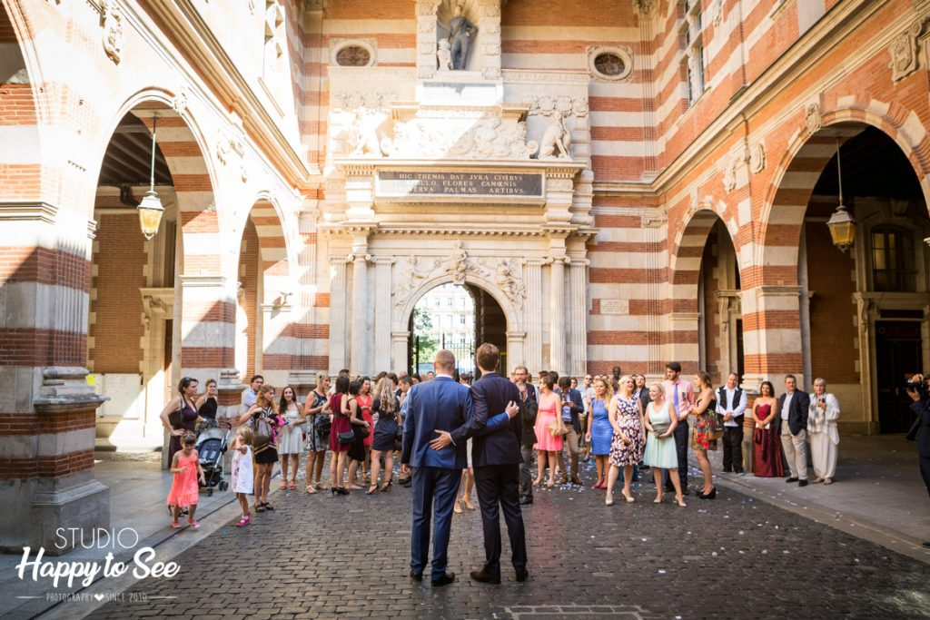 mariage gay toulouse capitole