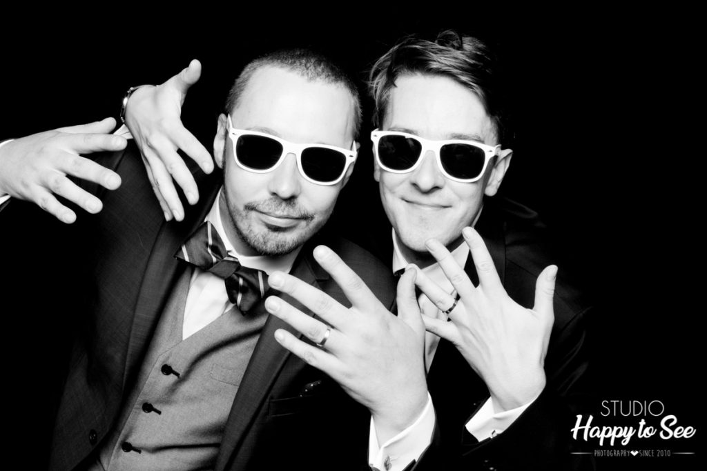 studio photo mariage gay