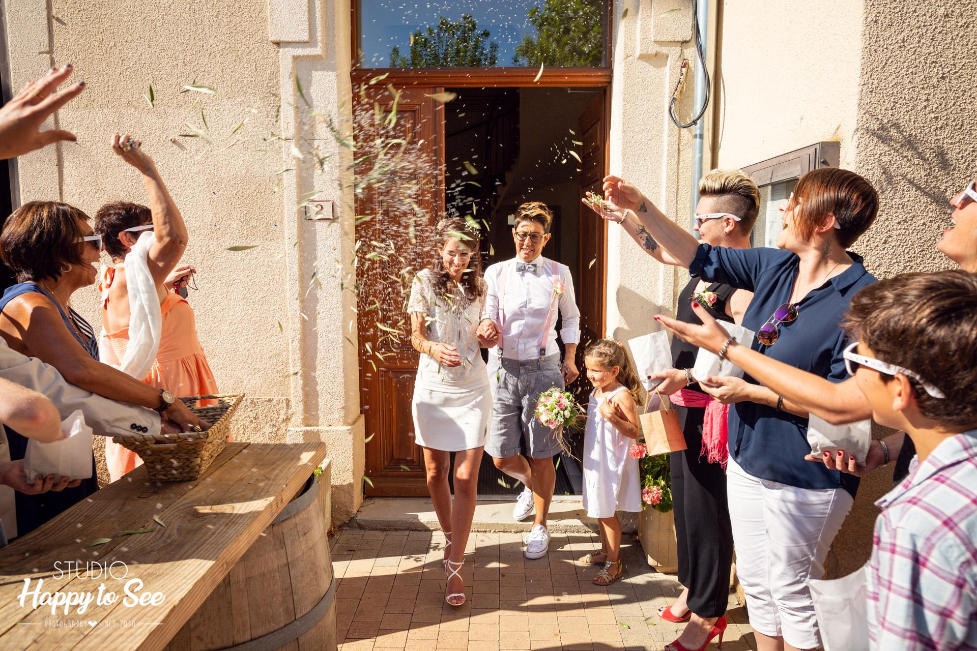 Mariage Lesbien Corbieres Carcassonne