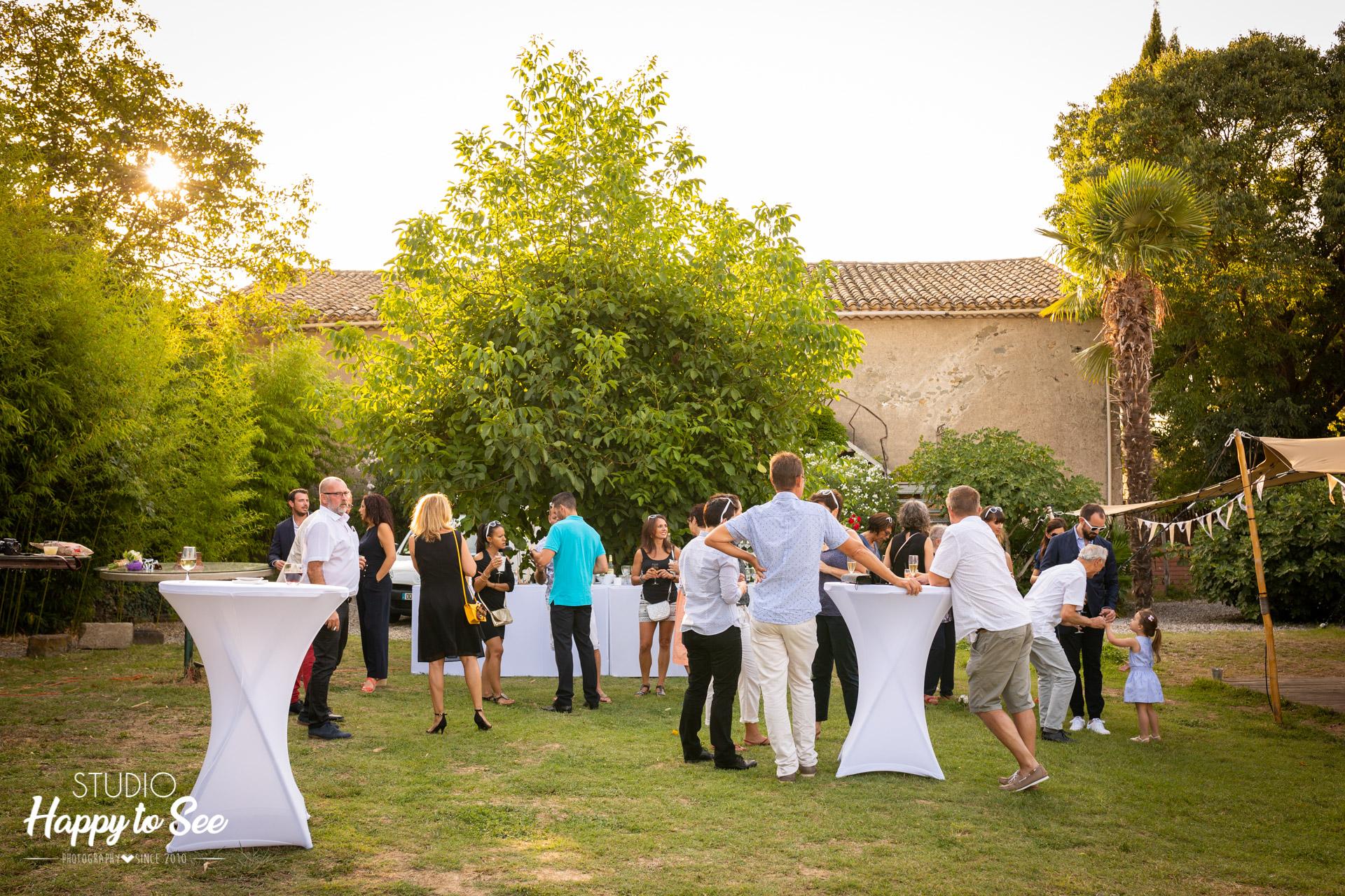 Mariage la cave des anges Corbieres Carcassonne