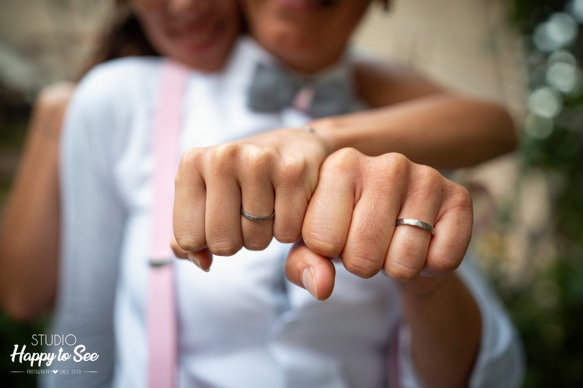 Mariage lesbien alliances