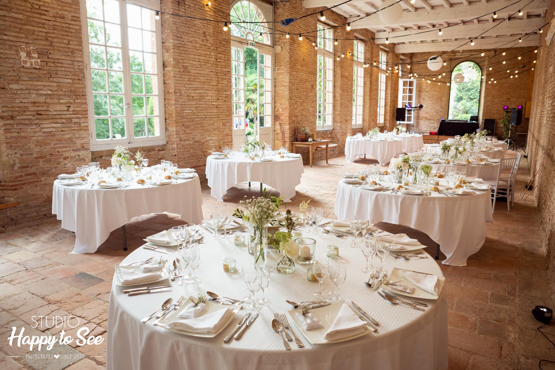Salle mariage tarn