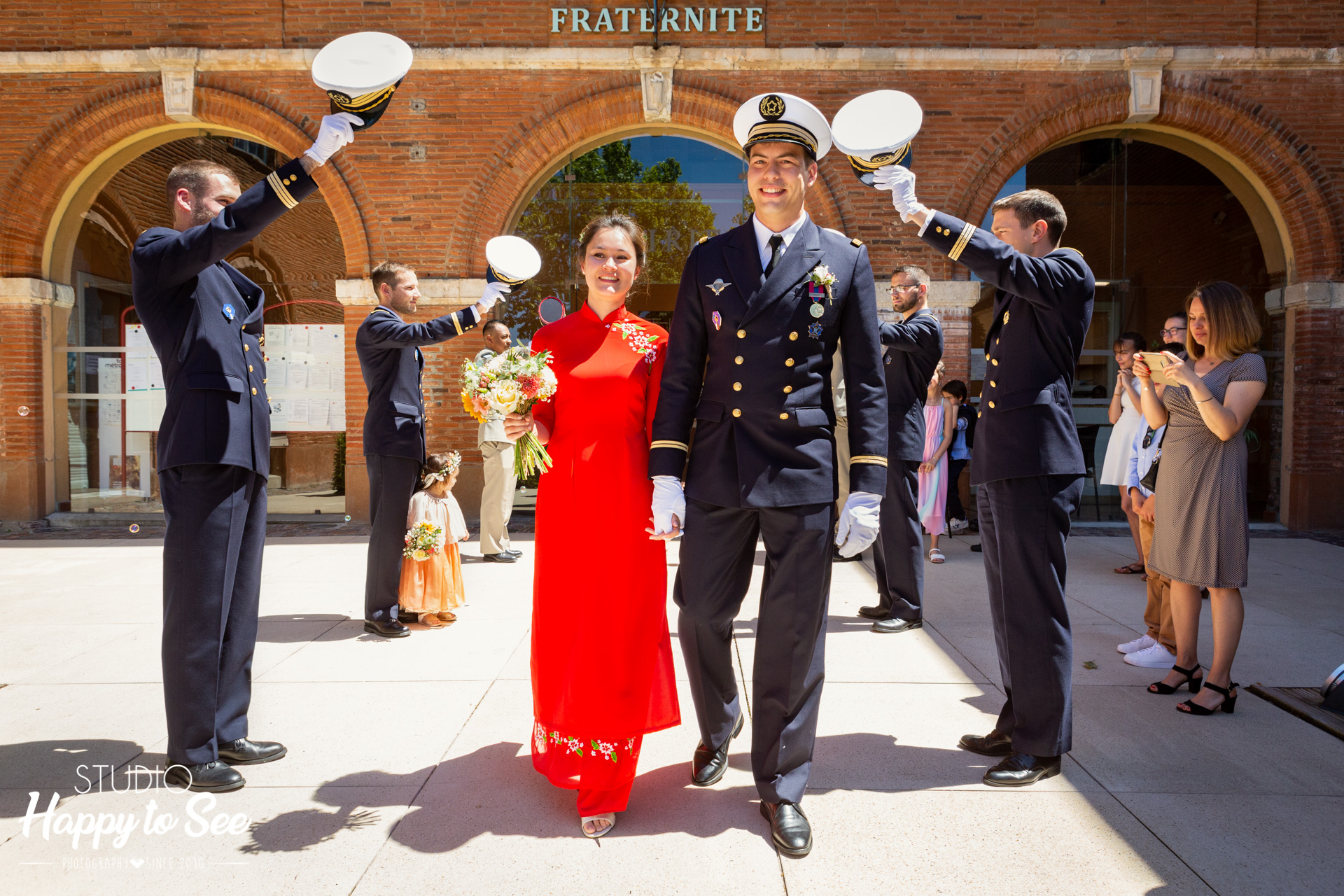 Mariage Franco vietnamien