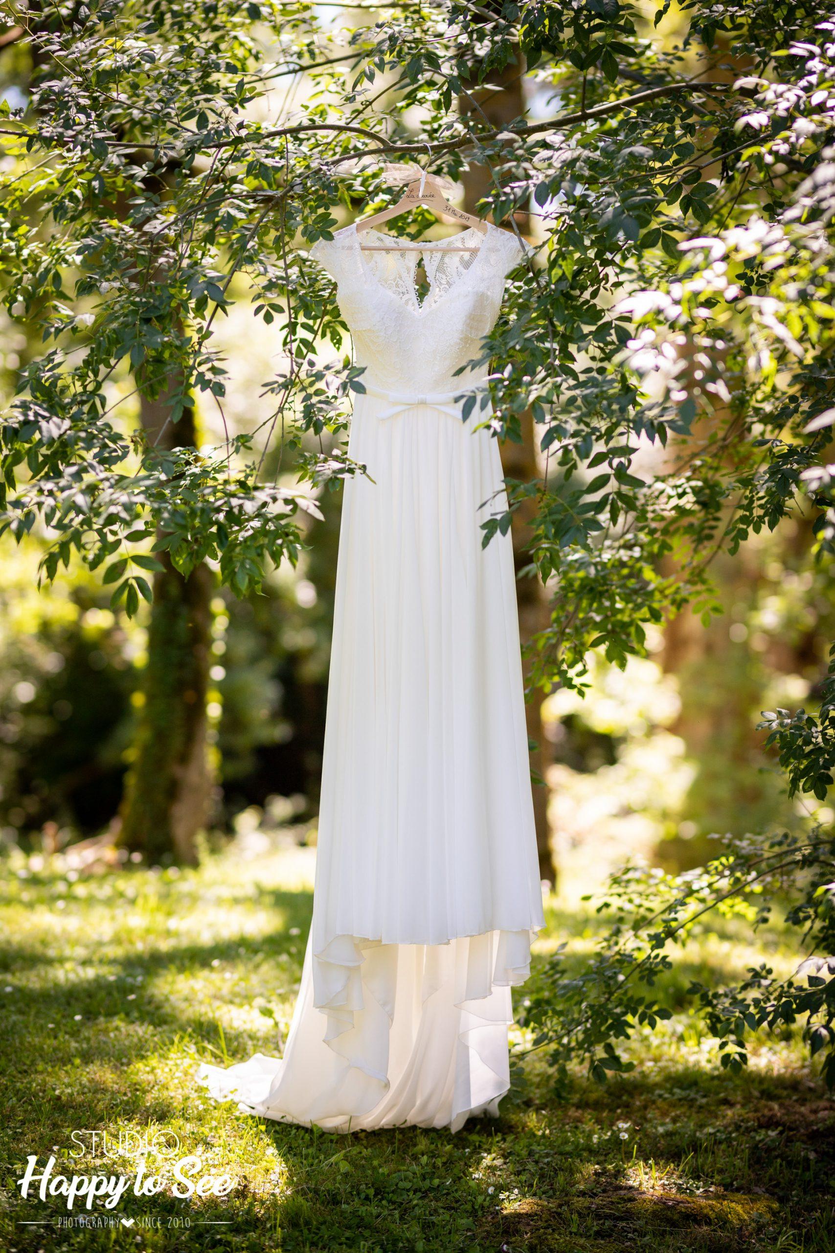 Robe de mariee Adrianna Alier