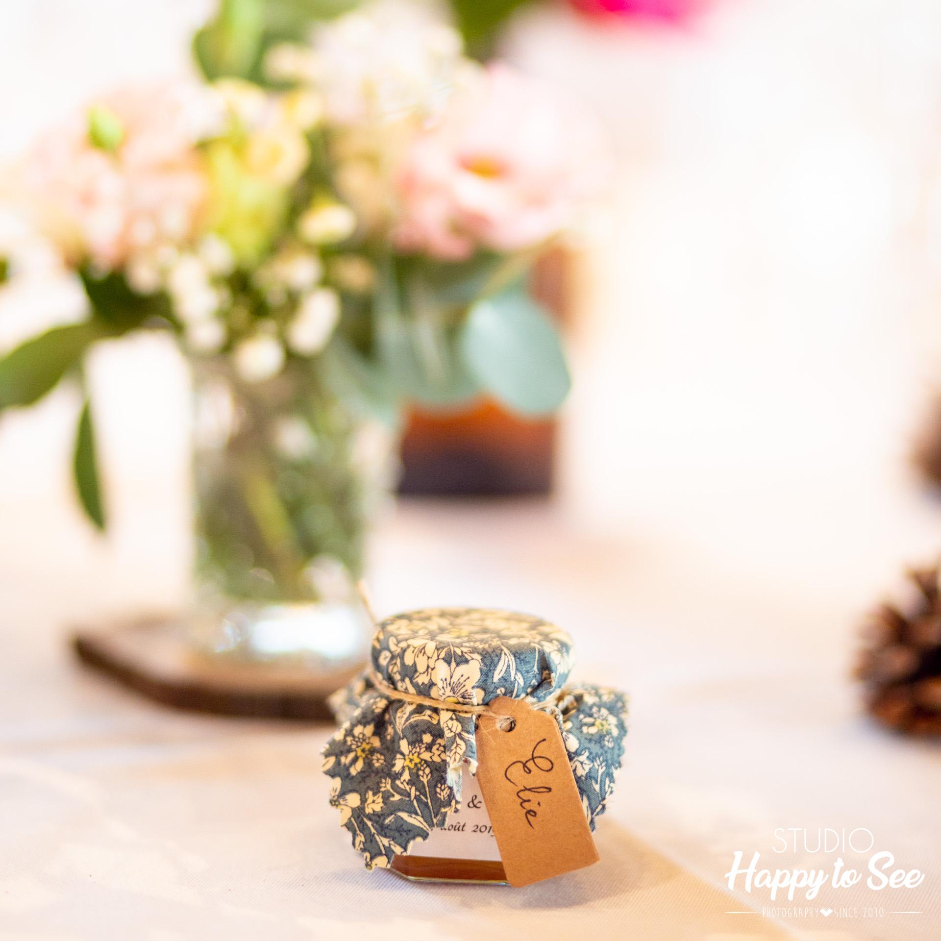 Decoration Mariage cadeau invite