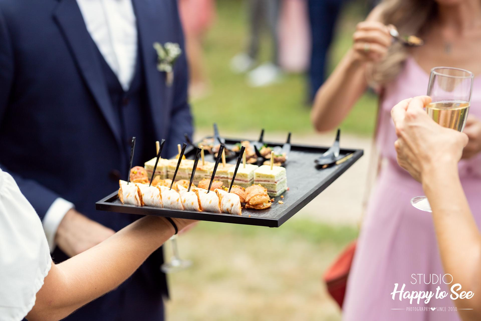 Un chef dans votre cuisine traiteur mariage