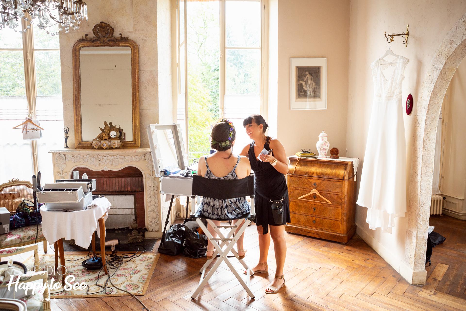 Photographe Mariage Toulouse chateau du croisillat