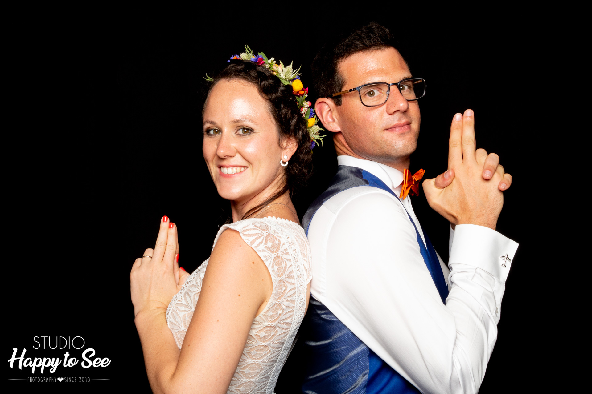 Studio Mobile Happy to See animation photobooth mariage Toulouse