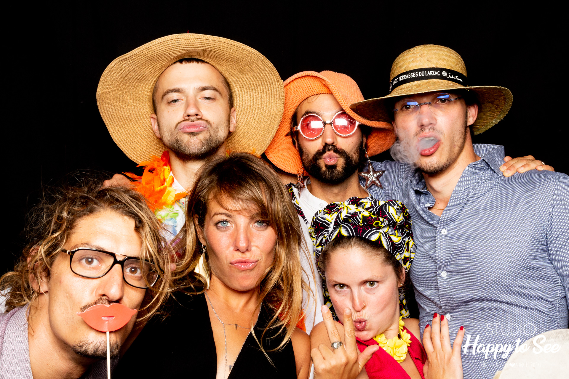 Studio Mobile Happy to See animation photobooth mariage Toulouse Albi