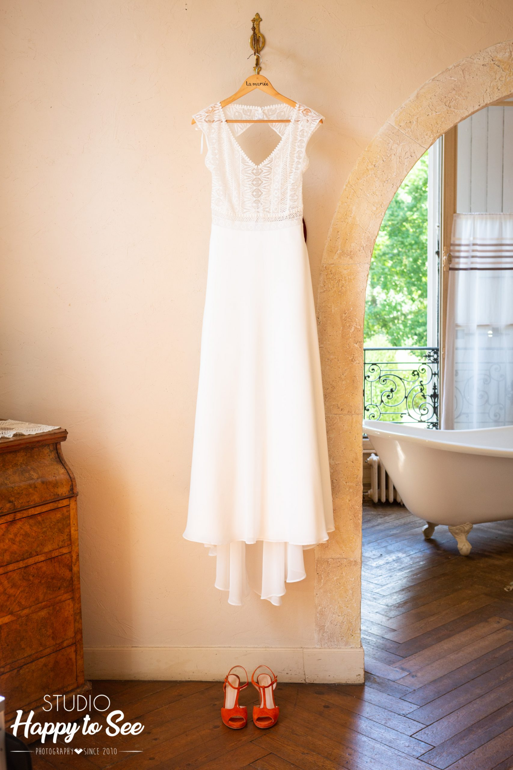 Robe de mariee Toulouse Muriel Prando