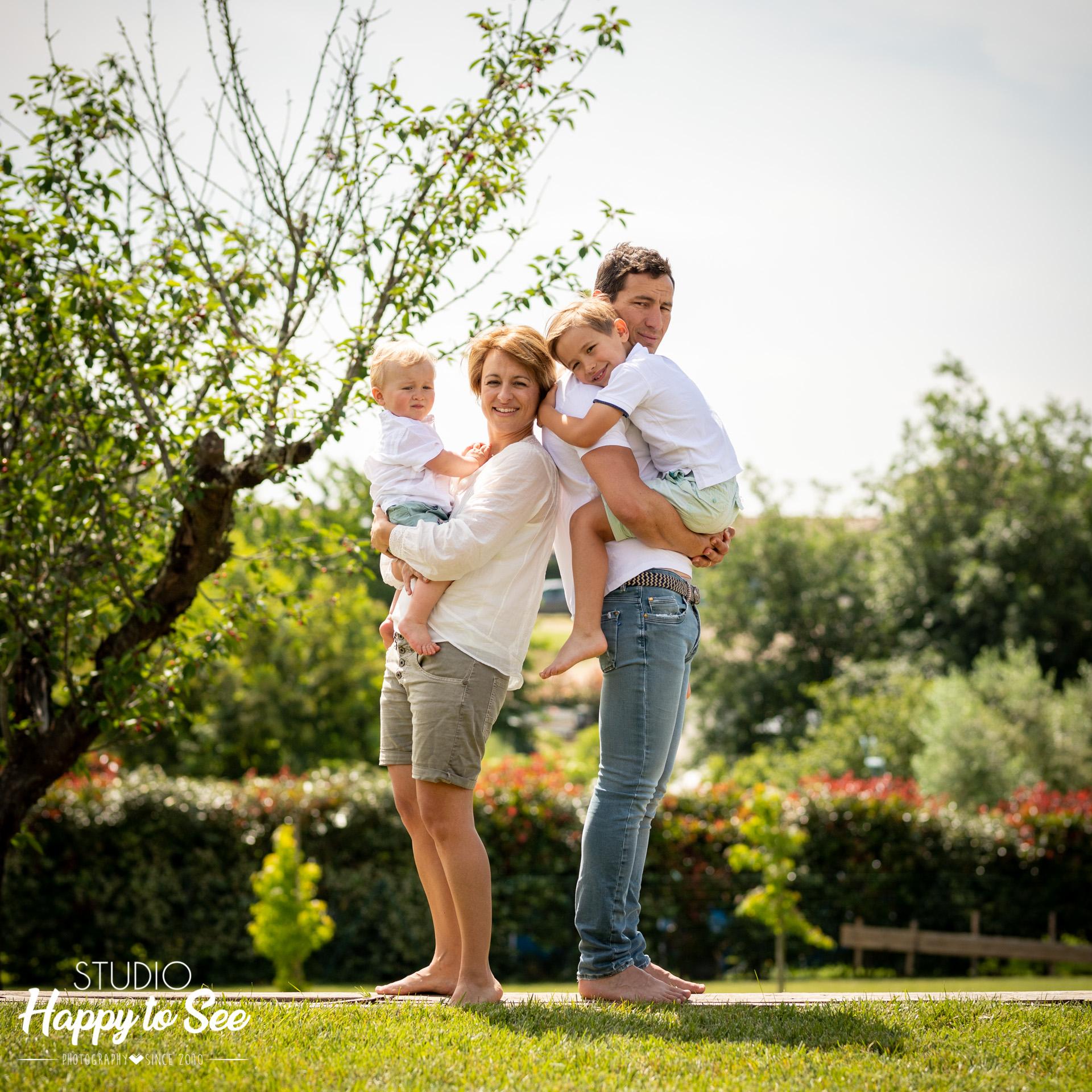 Seance photo famille bebe lifestyle Photographe Albi