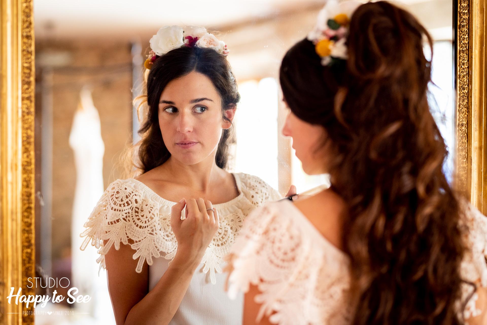 Mariage sur un air de Toscane preparatifs domaine gayda Limoux