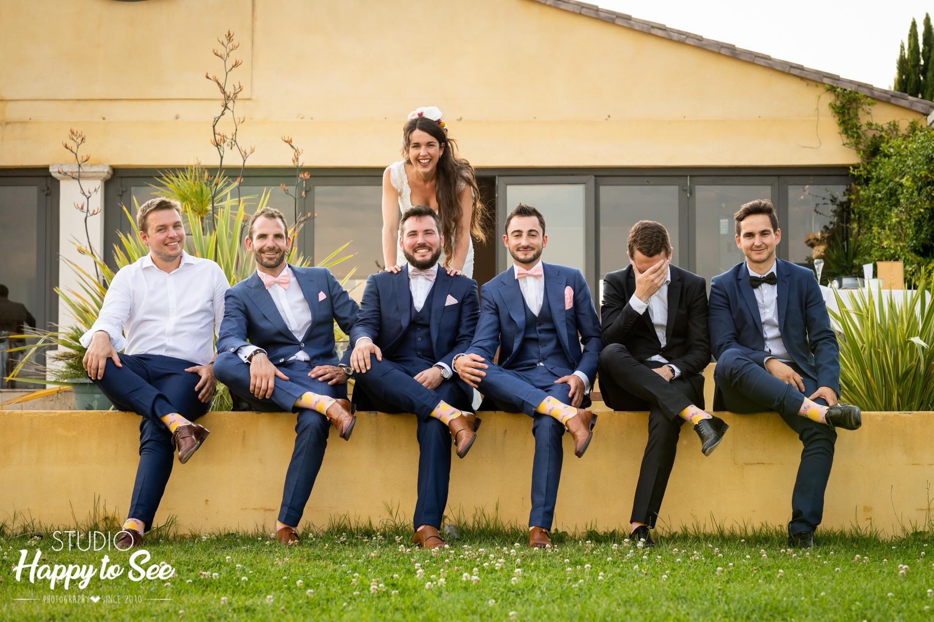 Mariage au Domaine Gayda