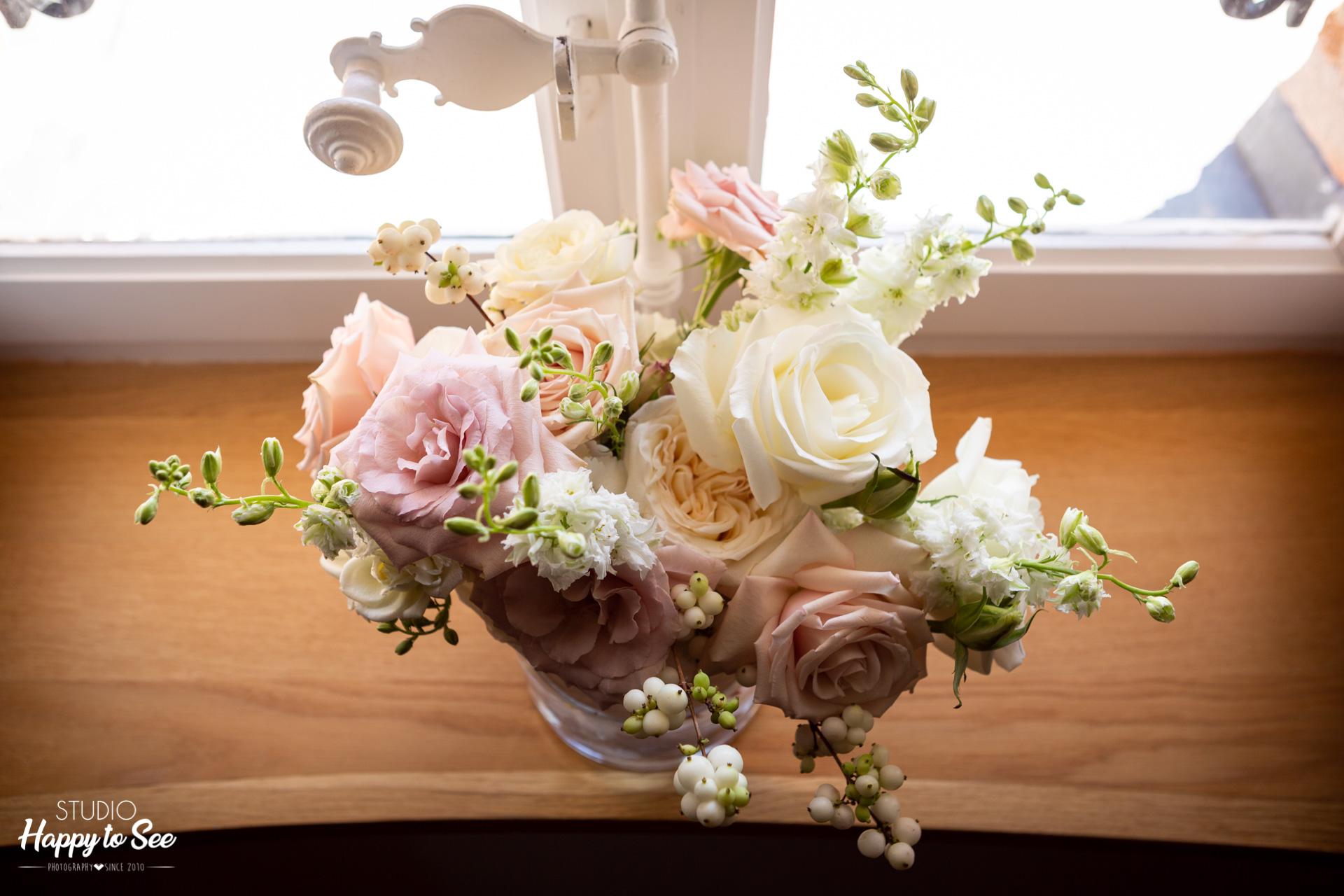 Mariage au Chateau de Roquefoulet Fleurs Gali m