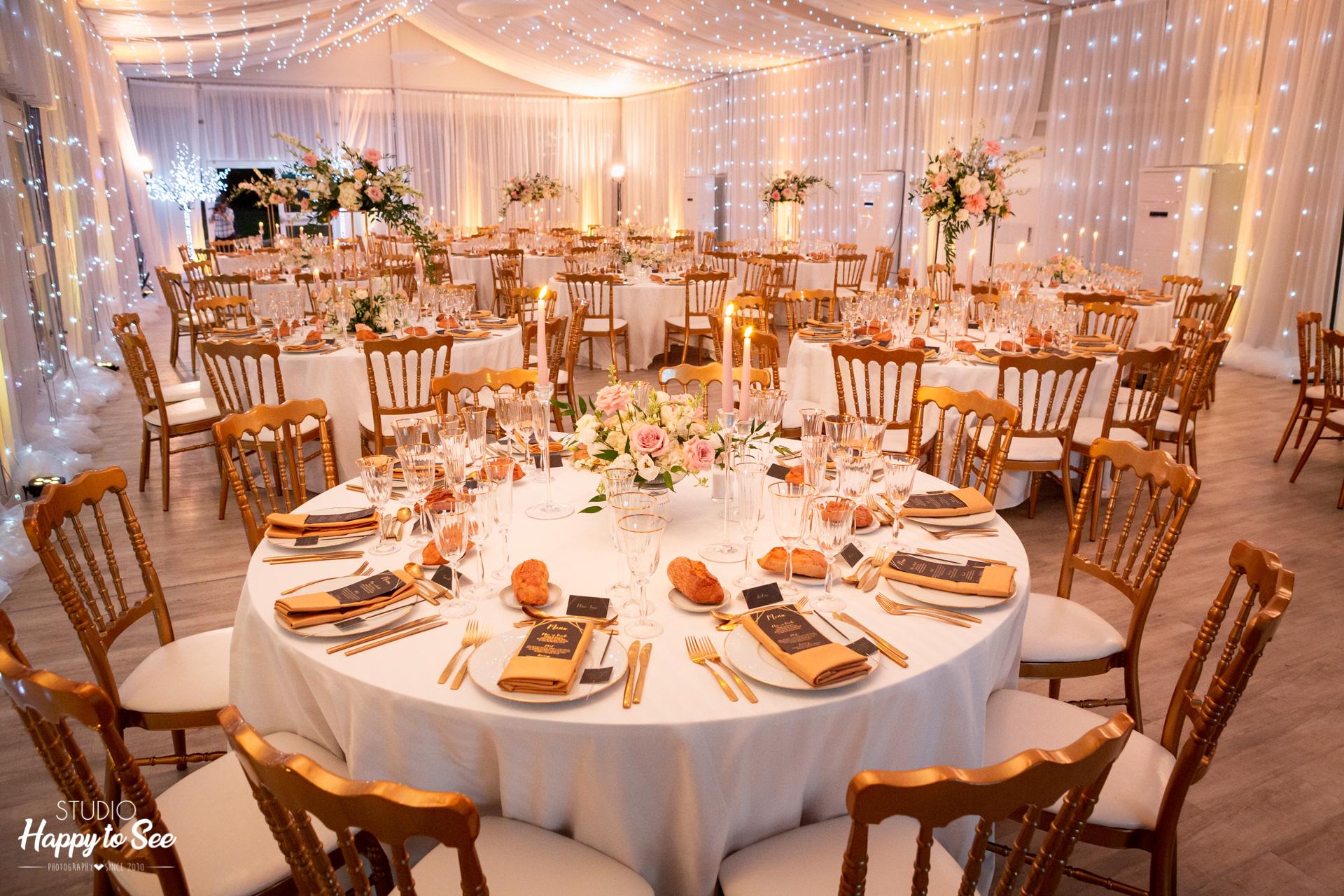 Mariage au Chateau de Roquefoulet Wedding Planner