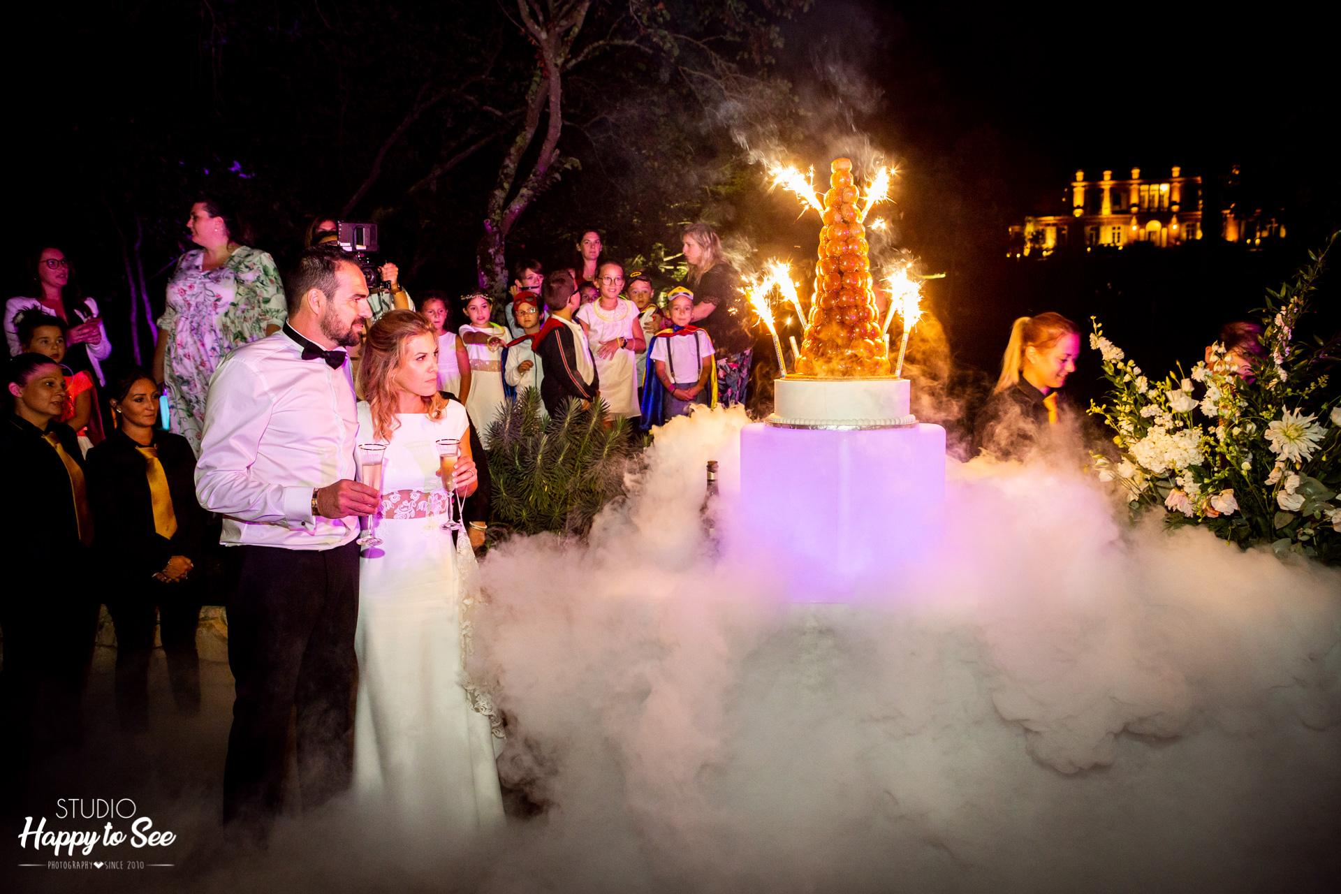 Mariage au Chateau de Roquefoulet