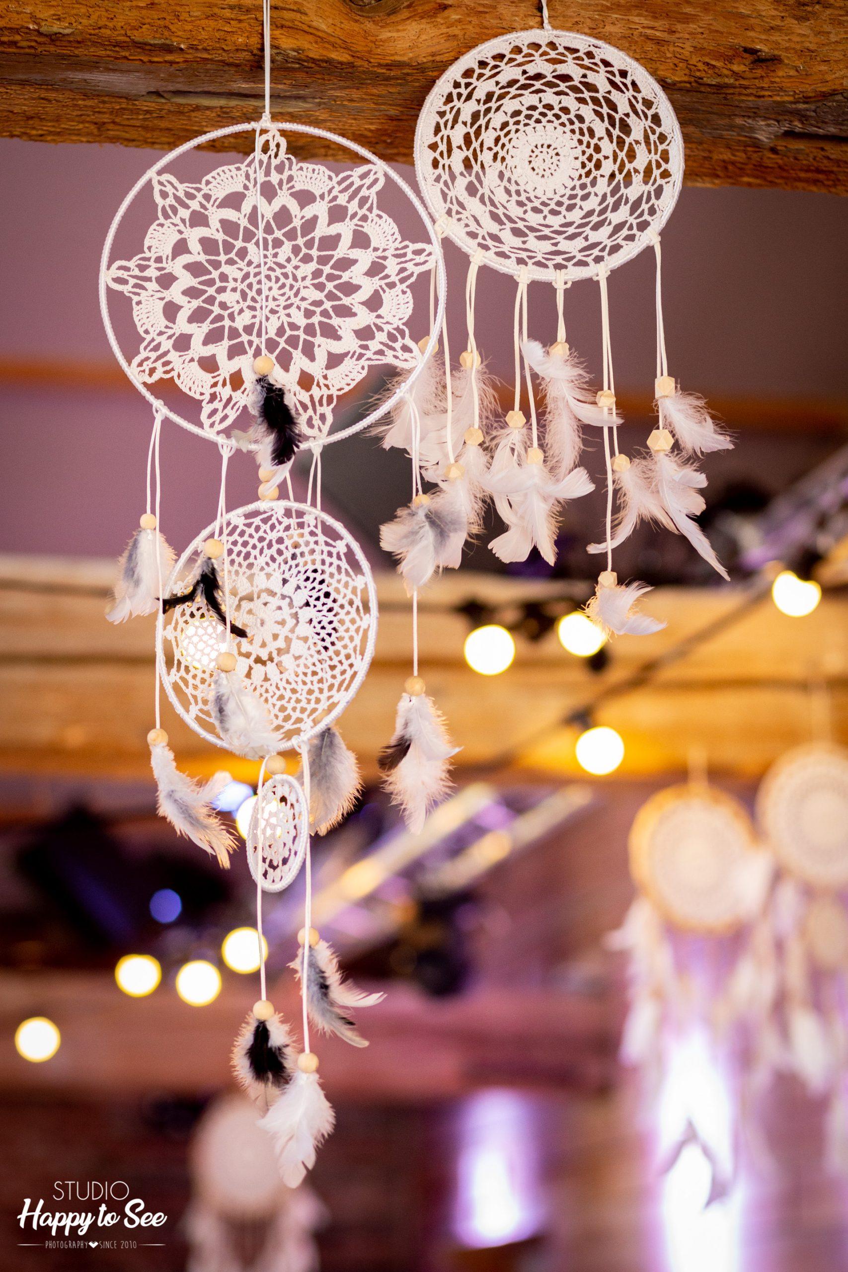 Mariage decoration boheme chic