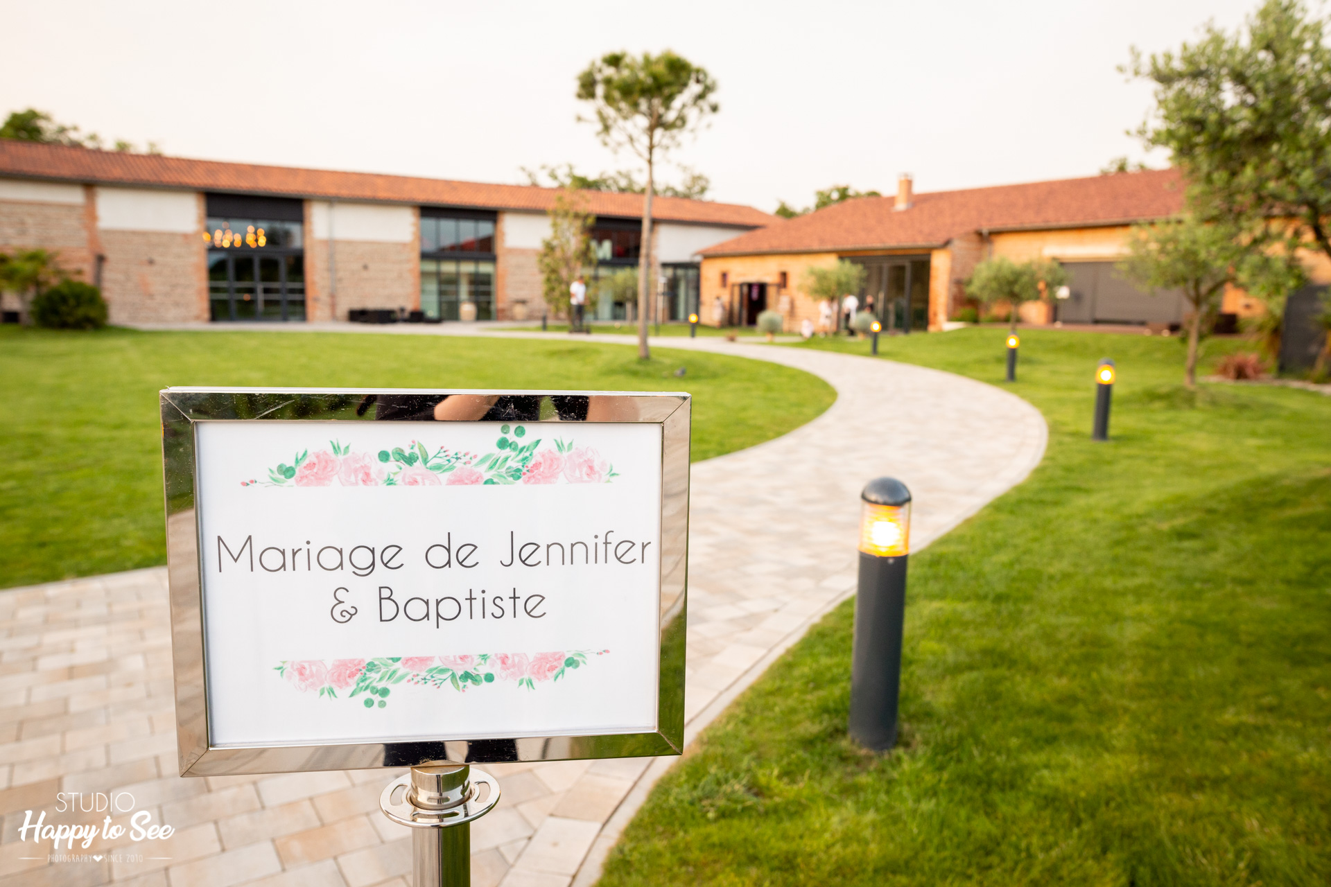 Mariage Mas Tolosa