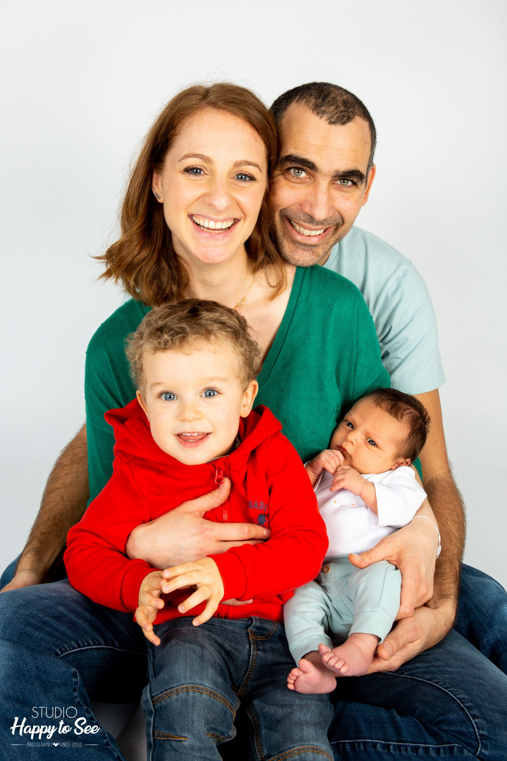 Seance Photo Famille Studio Photographe Albi