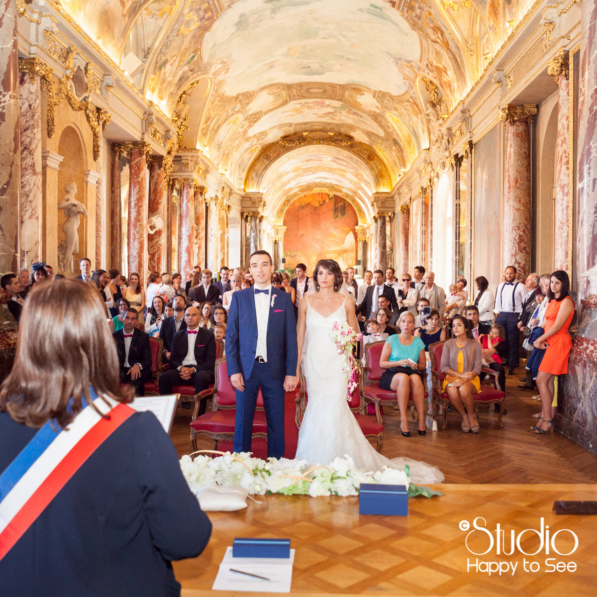 Mariage Colore A Toulouse Studio Happy To See Photographe Toulouse