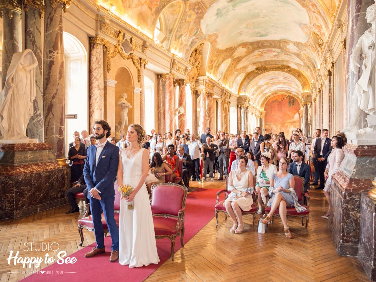 Photographe Mariage Toulouse Capitole Salle Des Illustres Studio