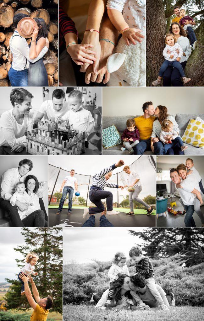 Seance Photo Famille Lifestyle